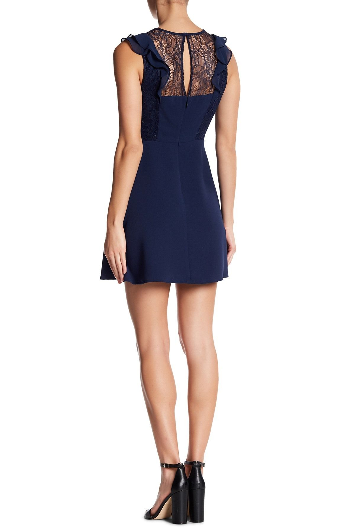 Ruffle lace sleeveless dress ruffles nordstrom and shopping