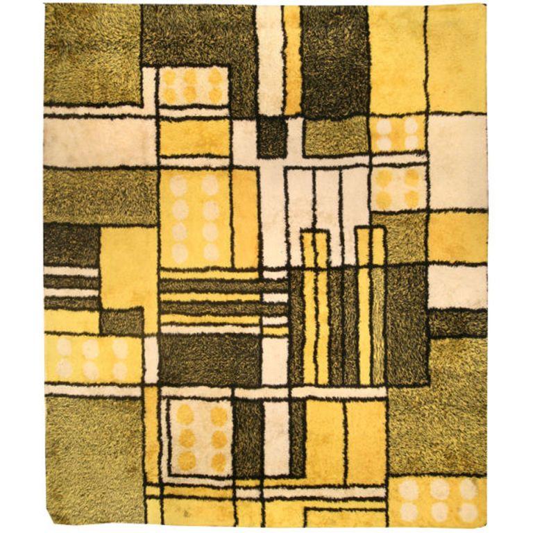 1stdibs Modernist Rug With Images