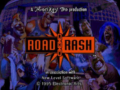 Road rash ⭐ early pre-release demo youtube.