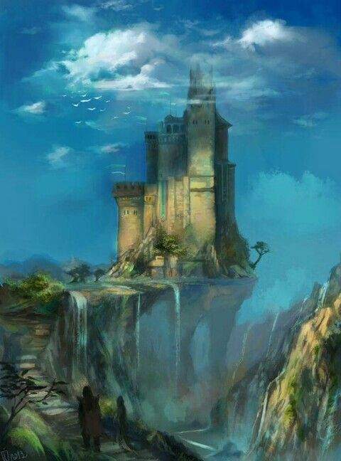 ~Journey to the Eyrie by Pauperia~