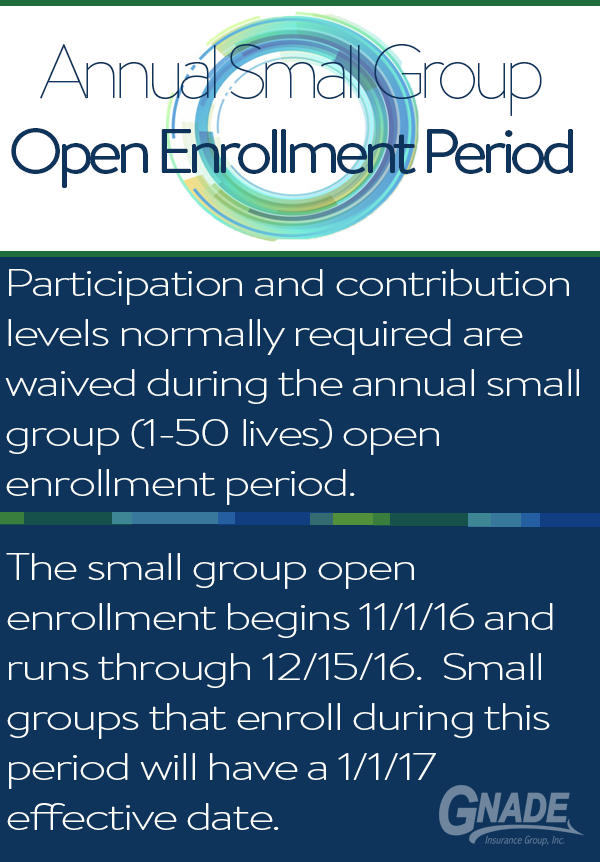 Pin By Gnade Insurance Group On Open Enrollment Group Insurance