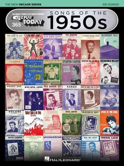 Songs of the 1950s Products Pinterest 1950s, Songs and Online