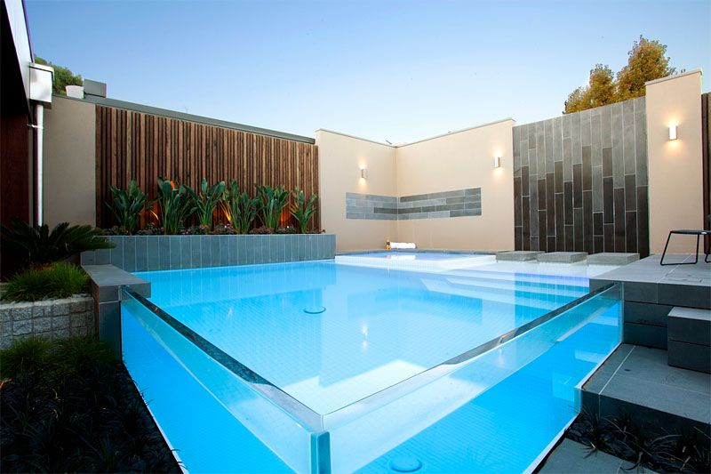 25 finest designs of above ground swimming pool swimming for Construction pool house piscine