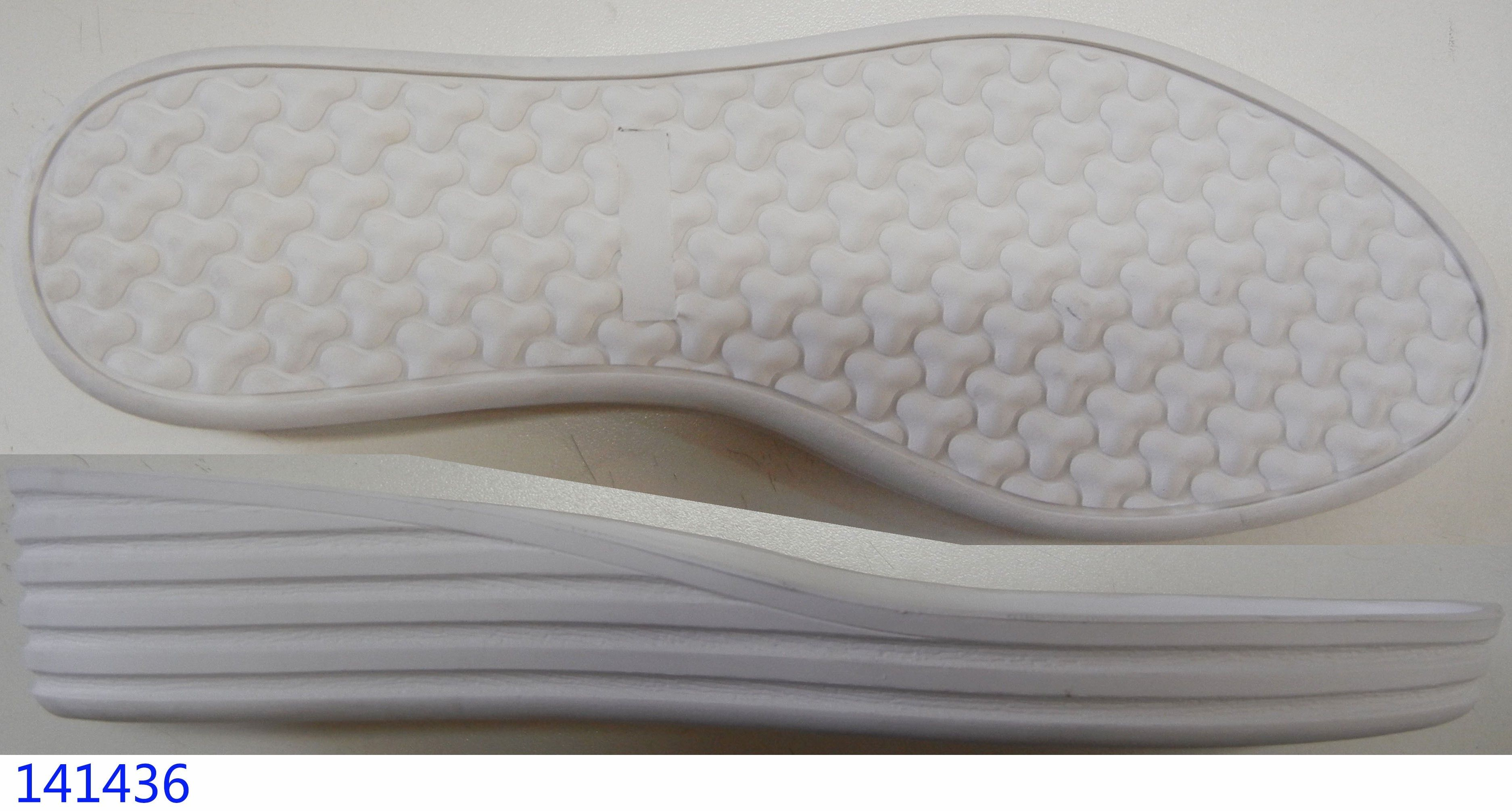 Golf Sole Rubber Sheet Sole Manufacture Rubber Shoes Black Sports Shoes High Quality Shoes