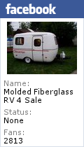 2005 13' Scamp Standard Trailer | Wright Patterson AFB, OH | Fiberglass RV's For Sale