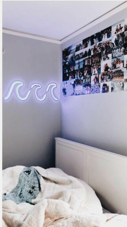 Idea By Sam On House Ideas Beach Bedroom Decor Aesthetic Room Decor
