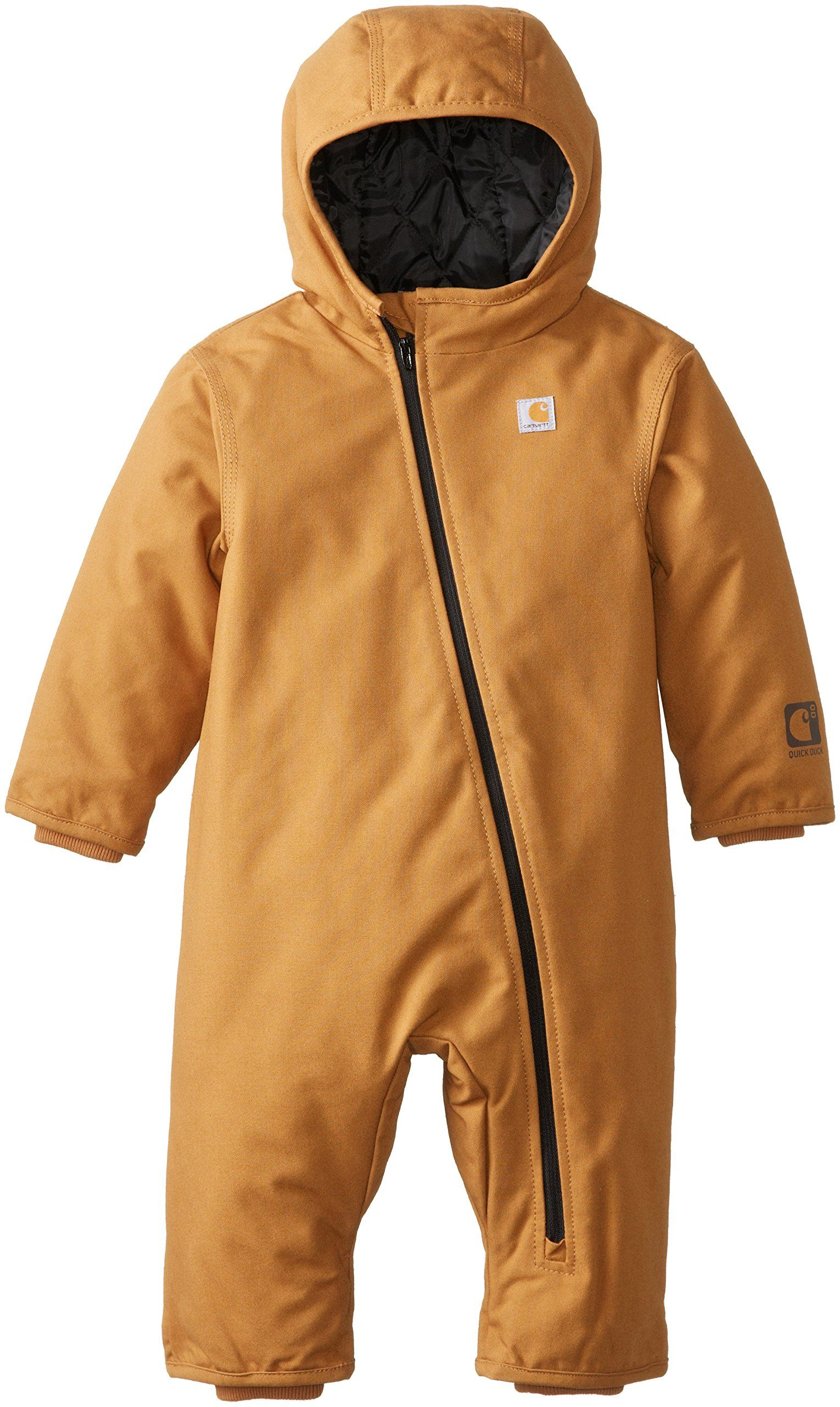 245b90549d0c Amazon.com  Carhartt Baby-Boys Quick Duck Snowsuit  Clothing   Tyler ...