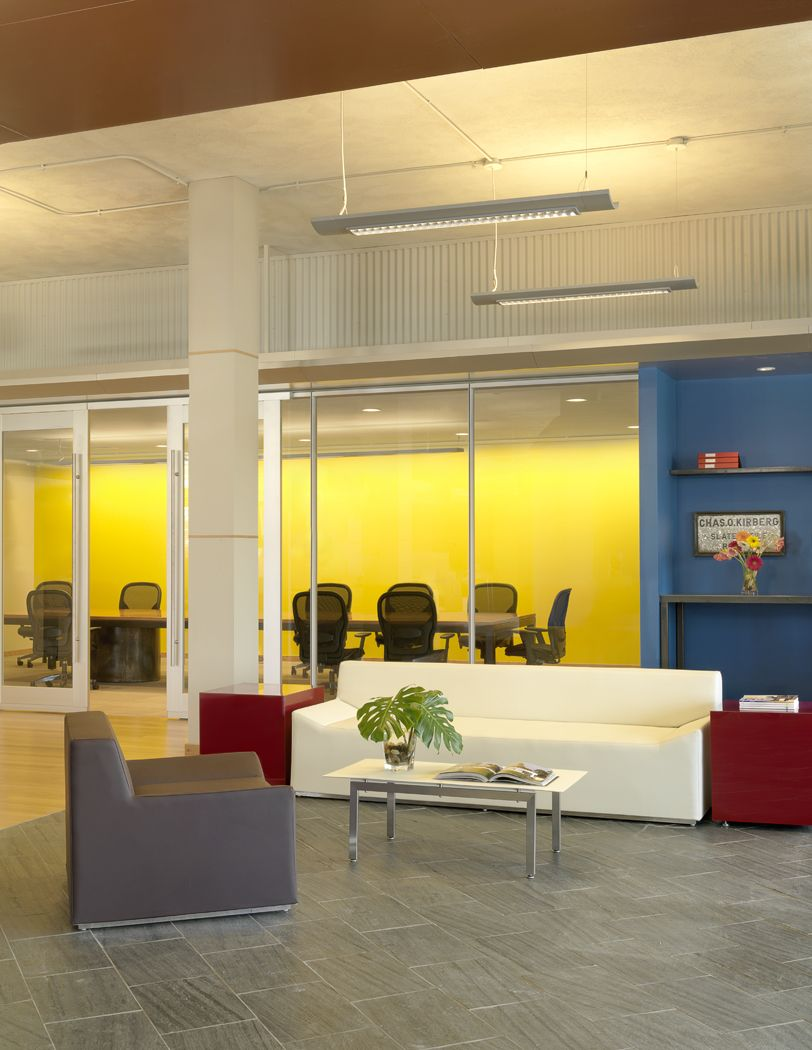 Kirberg Roofing Headquarters Complex St. Louis, MO | Lawrence Group #design  #interiordesign
