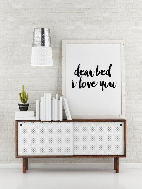 Printable poster  - lampe für schlafzimmer