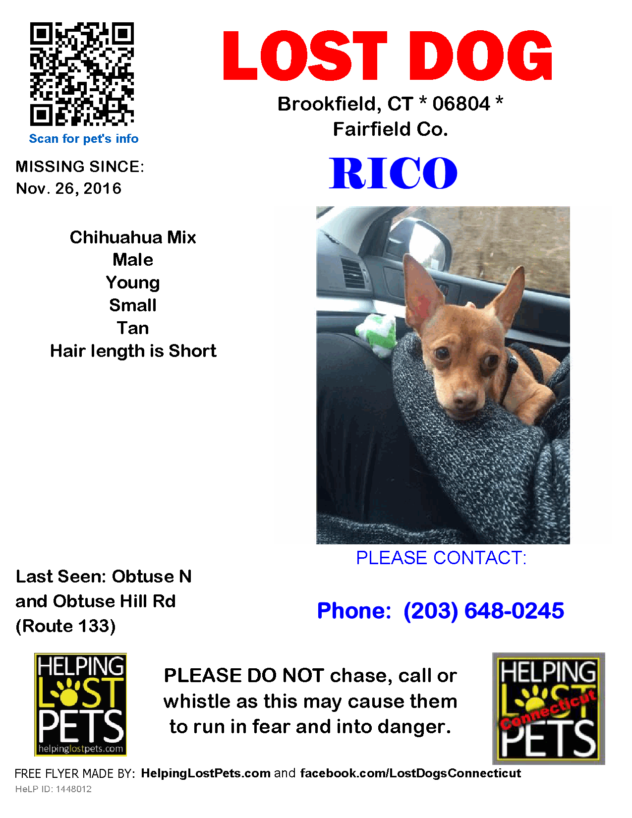 Lost Dogs Connecticut Published By Jessica Goddard Page Liked 7 Hrs Lost Dog Brookfield Ct Chihuahua Mix No Losing A Dog Chihuahua Mix Brookfield