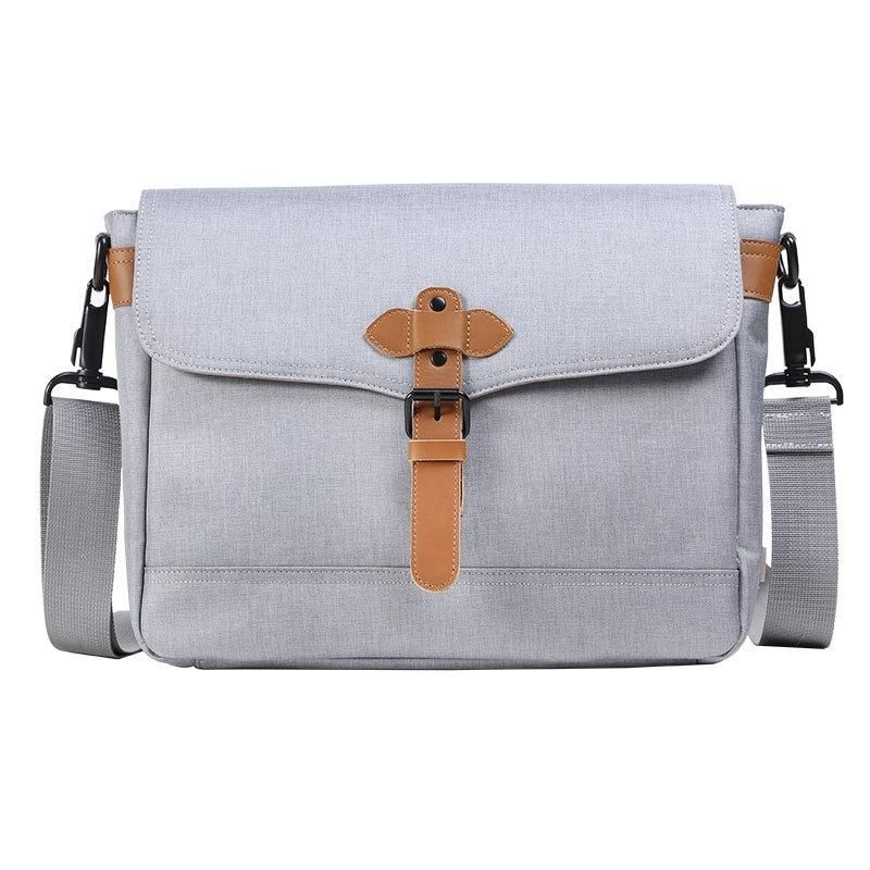 322d05f496 Men Canvas Messenger Bag