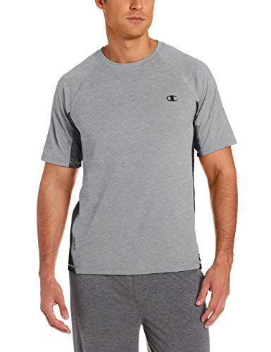 Champion Men's Powertrain Performance T-Shirt http://www.allmenstyle.com/ champion-mens-powertrain-performance-t-shirt/   T shirt, Men, Athletic outfits