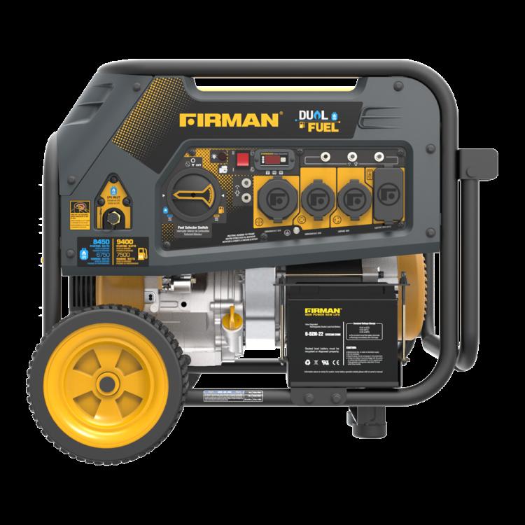 Champion 7000w Running 9000w Peak Dual Fuel Generator W Electric Start Dual Fuel Generator Portable Generator Champion