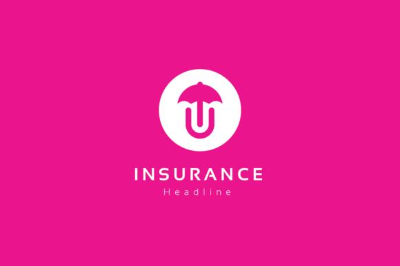 Insurance Logo Template Logo Templates Logo Design Logo