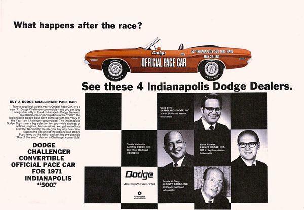 Vintage Mopar Dealership Pictures Mopar Muscle Car Ads Car Ads