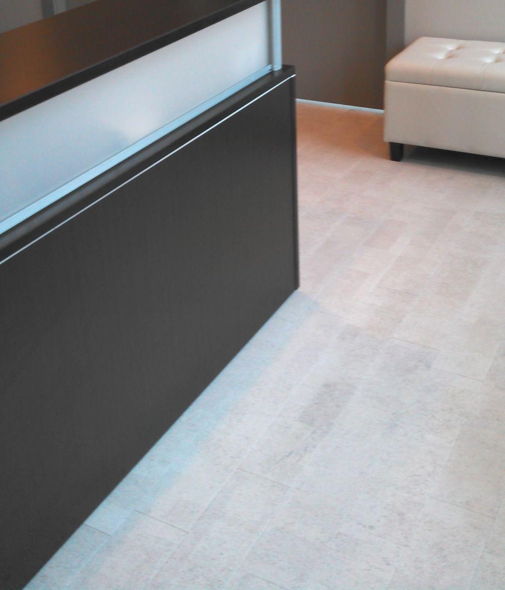 White Cork Flooring Cork Flooring Flooring House Flooring