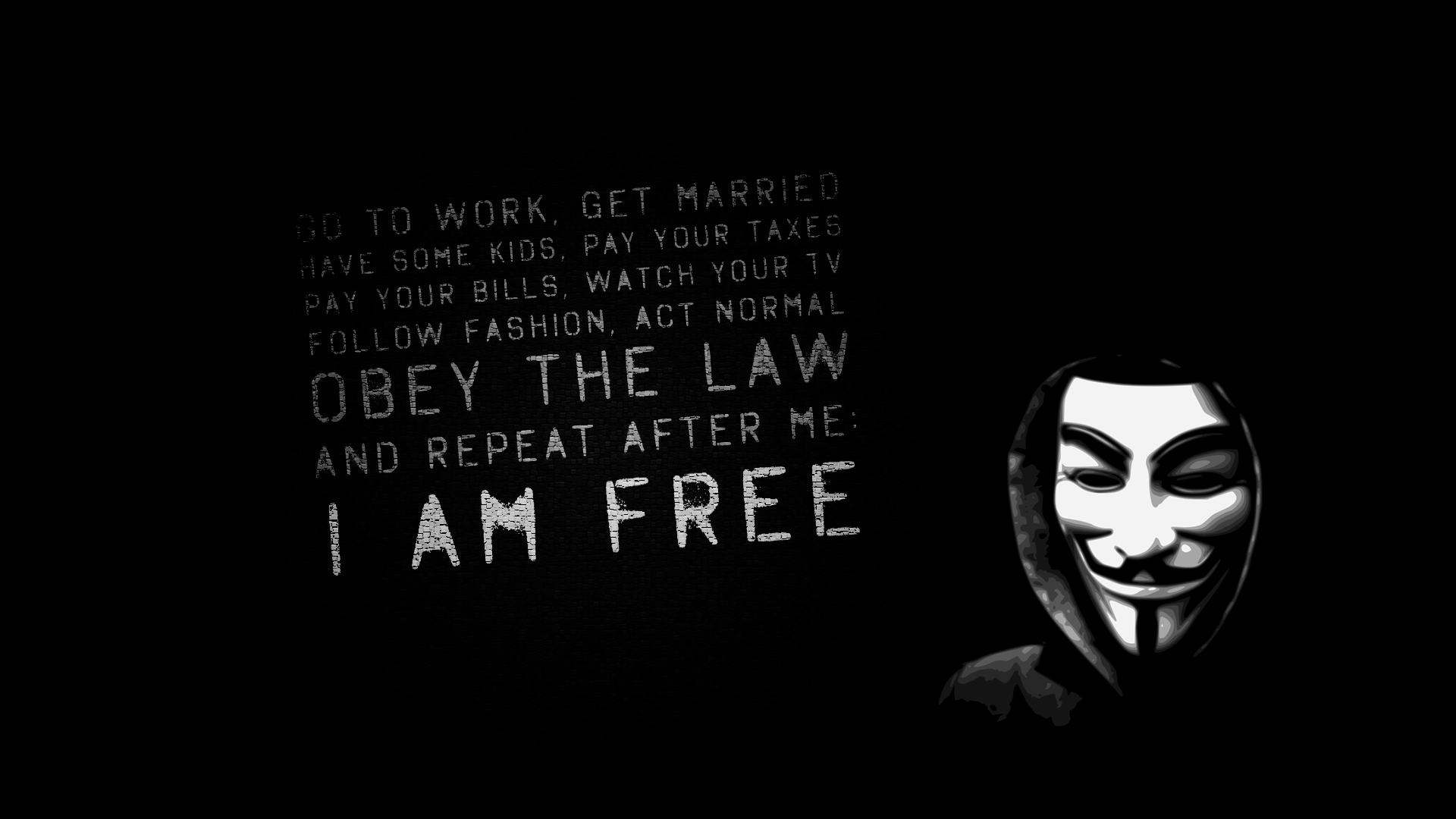 Pin By Sarahlogan Boerger On Inspiration V For Vendetta Quotes Love Quotes Wallpaper V For Vendetta