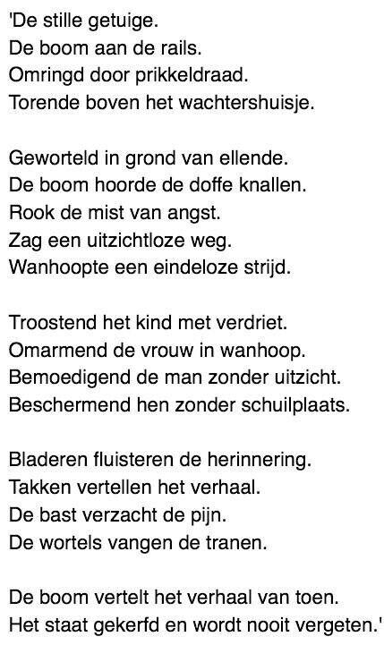 Gedicht 4 Mei Herdenking 2014 Gedichten Over De Bevrijding