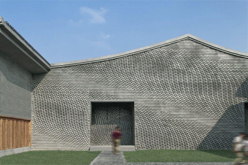 The Lanxi Curtilage / Archi Union Architects 한옥과 같이 생각