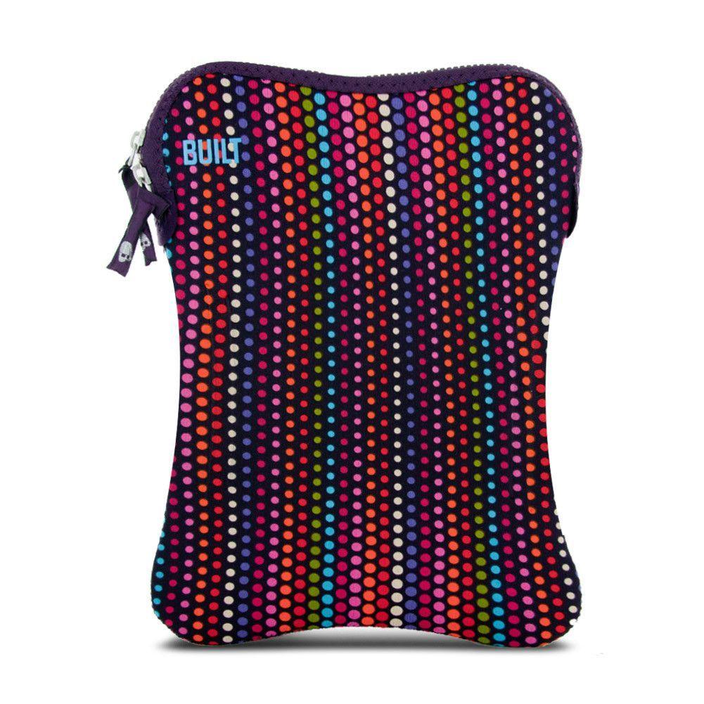 488e6090b425 BUILT 9-10 Neoprene Laptop Netbook Sleeve Carrying Case - Micro Dot ...