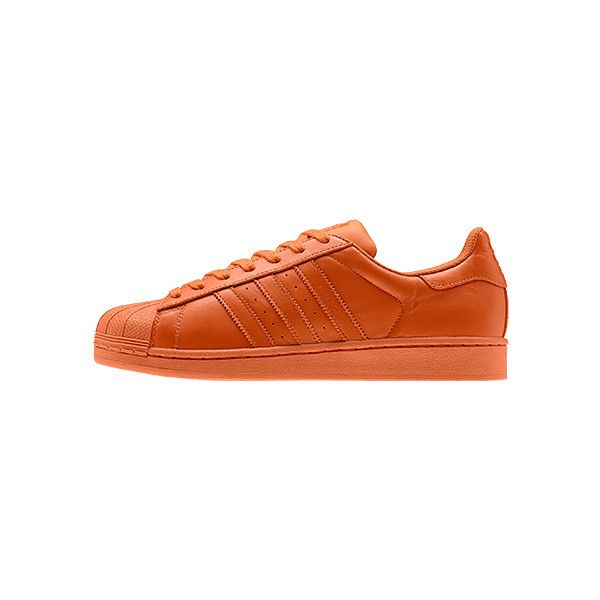 SUPERSTAR SUPERCOLOR PACK ($90) ❤ liked on Polyvore featuring adida and sneakers