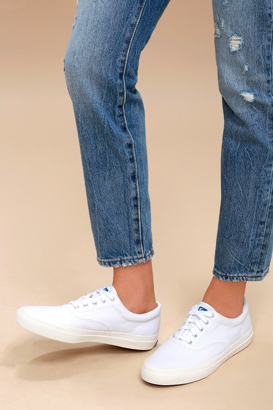 Anchor White Sneakers   White sneakers