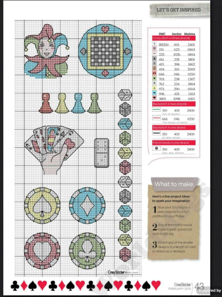 Play Cards 1 Cross Stitch Pinterest Cards Plays And Cross Stitch