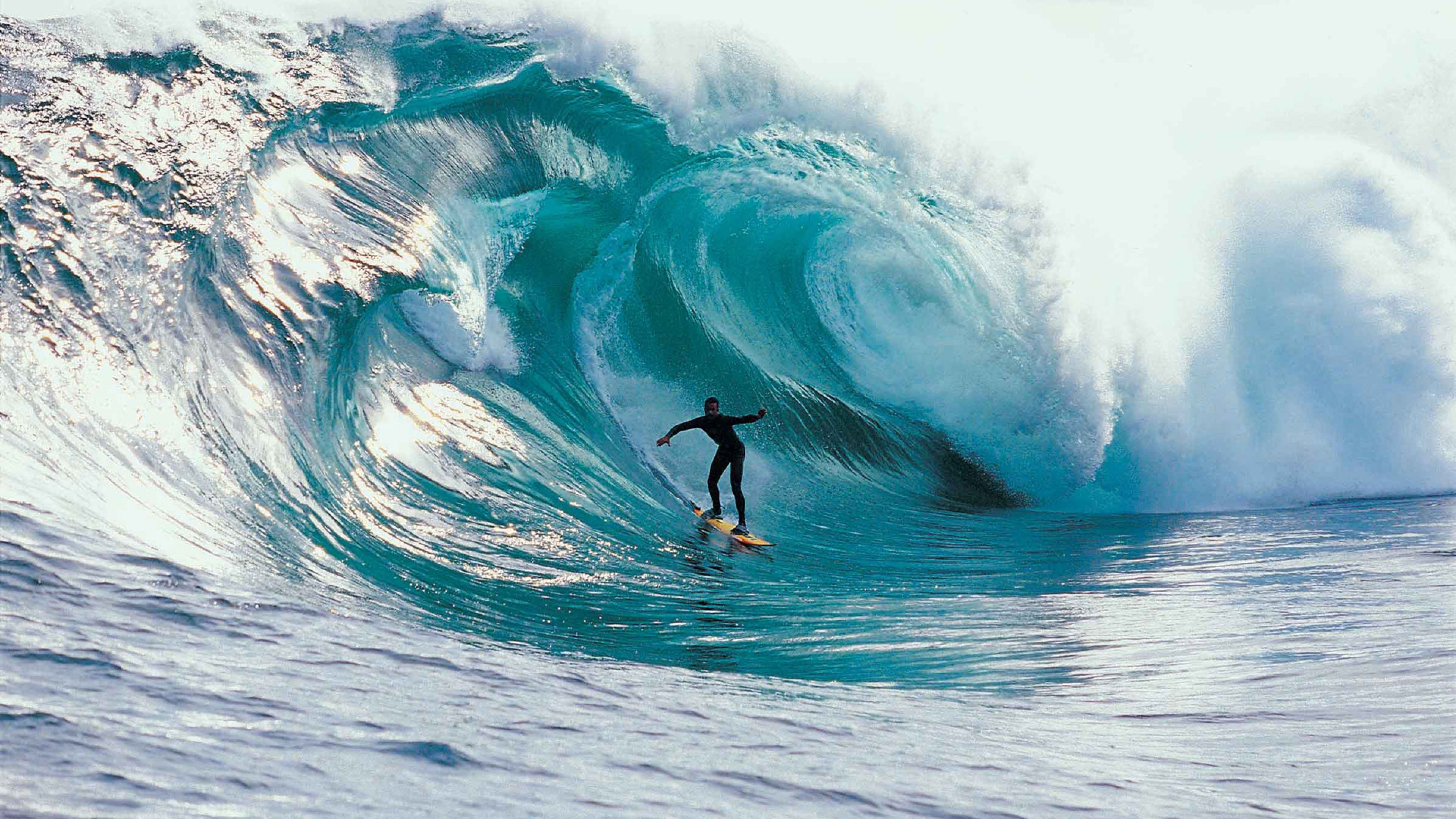 Golden Surfing Wave Sunset IPhone Wallpaper Wallpapers