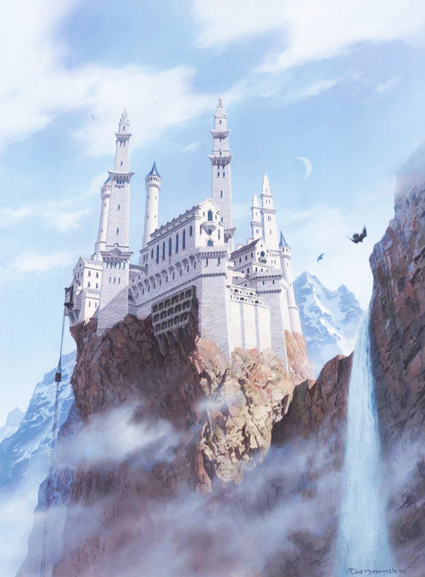 The World Of Ice And Fire The Eyrie Many Have Claimed