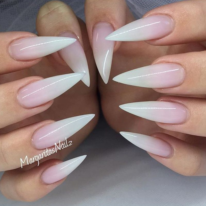 How To Find Your Best Nail Shape | Stilettos, Shapes and Beauty nails