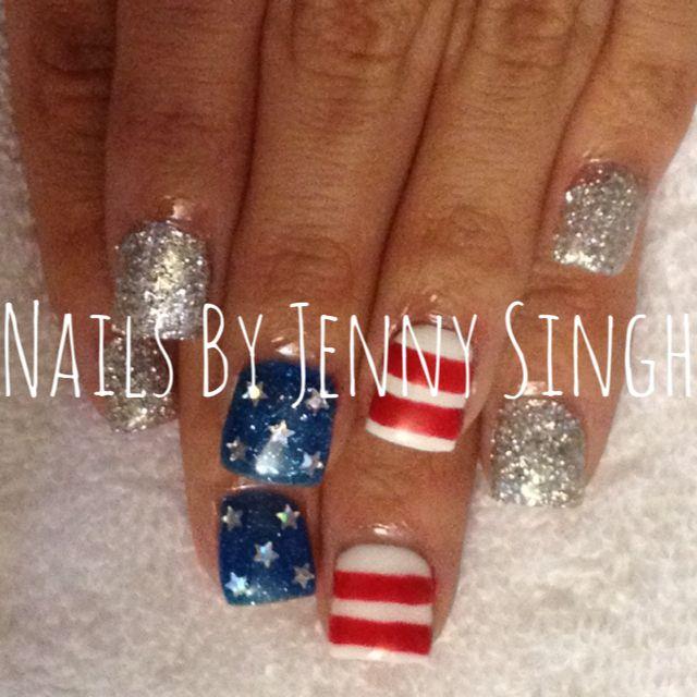 Nails by Jenny Singh