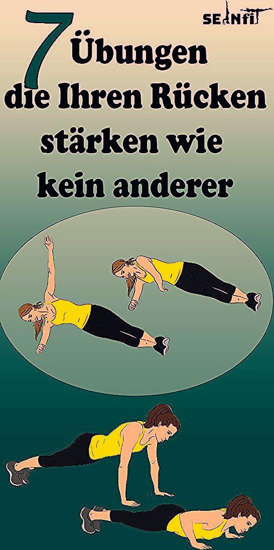 Photo of 7 Übungen, die Ihren Rücken stärken wie kein anderer