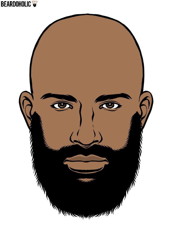 20 Trendy And Popular Beard Styles For Black Men Beard