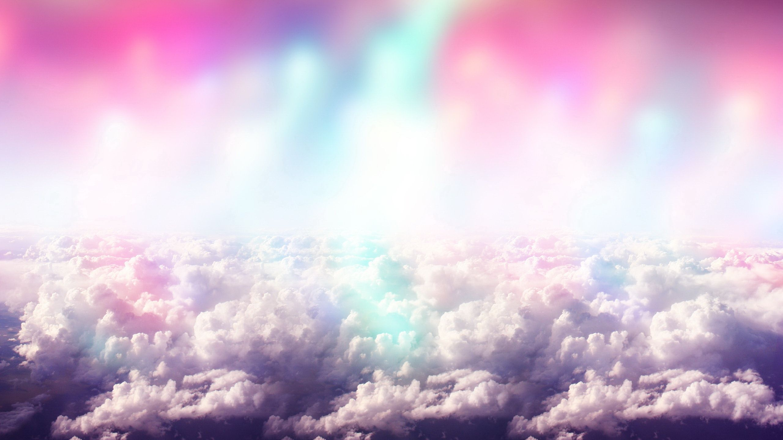 Fairy Clouds 2560 X 1440 Sky And Clouds Desktop