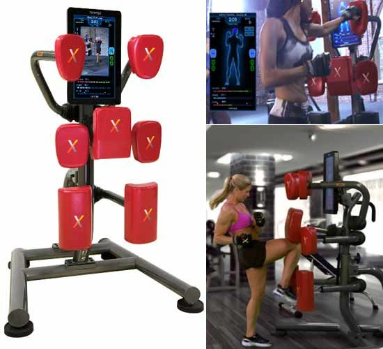 the nexersys boxing system reinvents the boxing equipment like never before my home gym. Black Bedroom Furniture Sets. Home Design Ideas