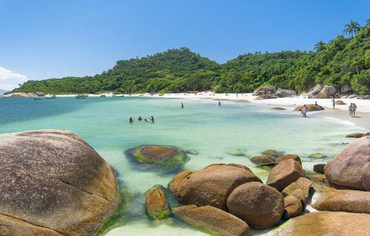 As 7 Praias Mais Paradisiacas De Santa Catarina Lugares Para