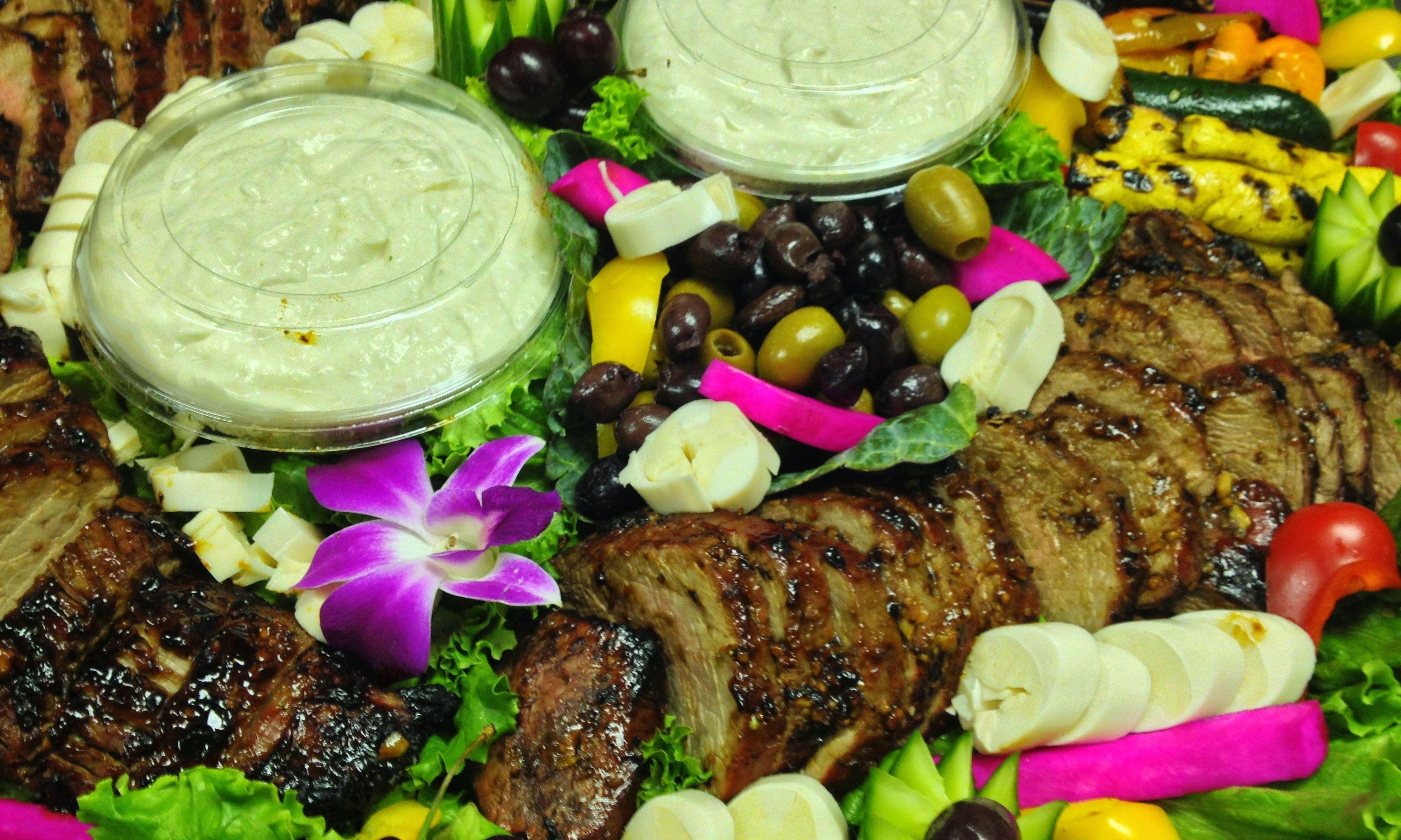 Michigan catering company metro detroit mi gourmet