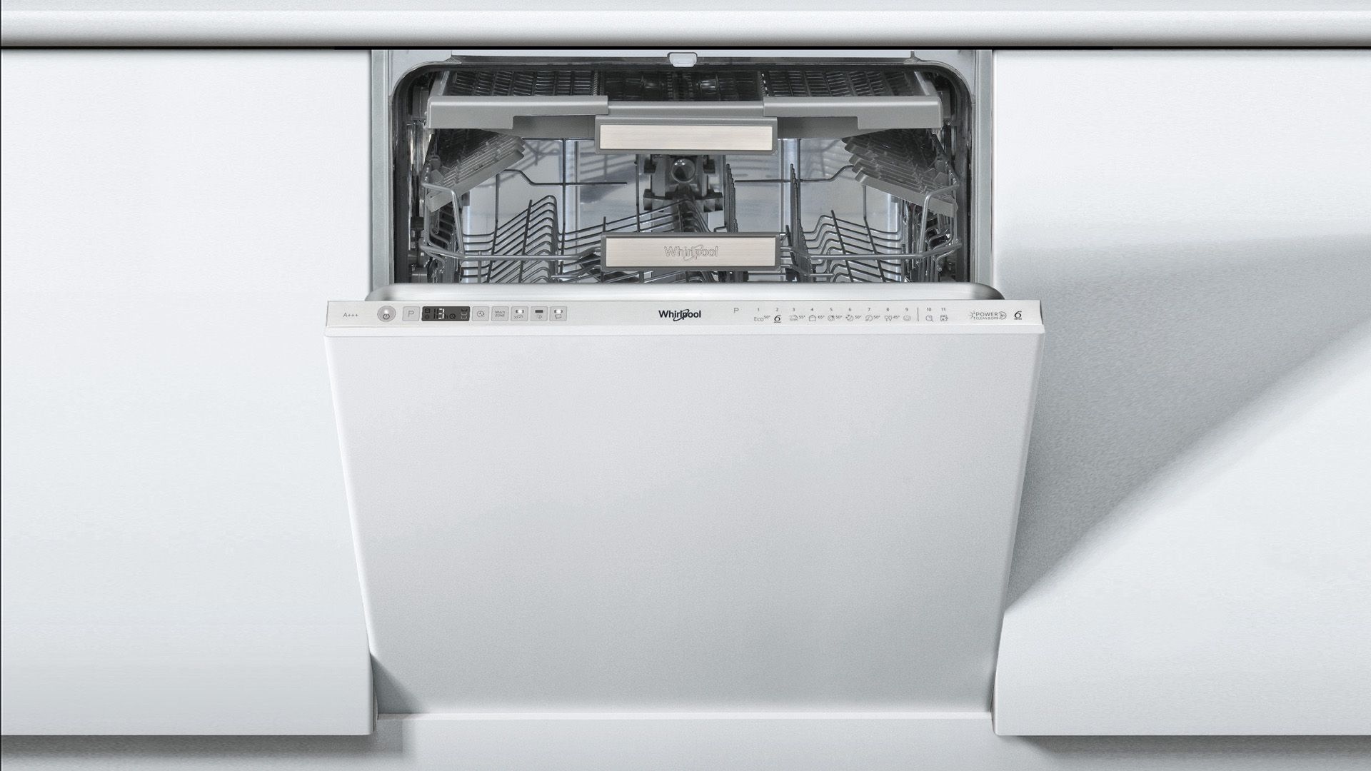 Whirlpool Wio 3o33 Del Built In Dishwasher Integrated