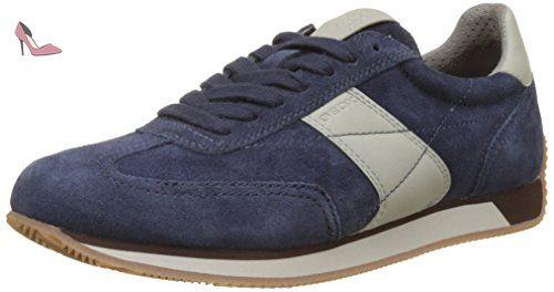 U Vinto C, Sneakers Basses Homme, Noir (Blackc9999), 41 EUGeox