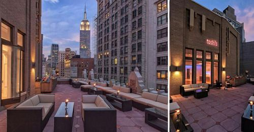 Feature Friday Rooftop Status In Midtown Nyc Rooftop Flatiron