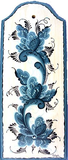 Artist Joan Dahl | ... Rosemaling art work, make unique gifts to yourself and others
