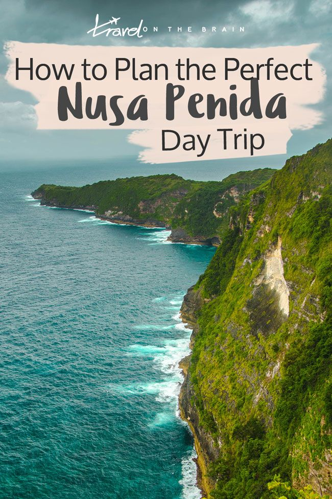 If you are looking for Nusa Penida Bali, know that these are actually two different islands. But fret not, Nusa Penida is just a quick boat tour away from the Indonesian island of Bali (as well as Lembongan Island) and therefore makes for the perfect day trip if you are staying on Bali anyway