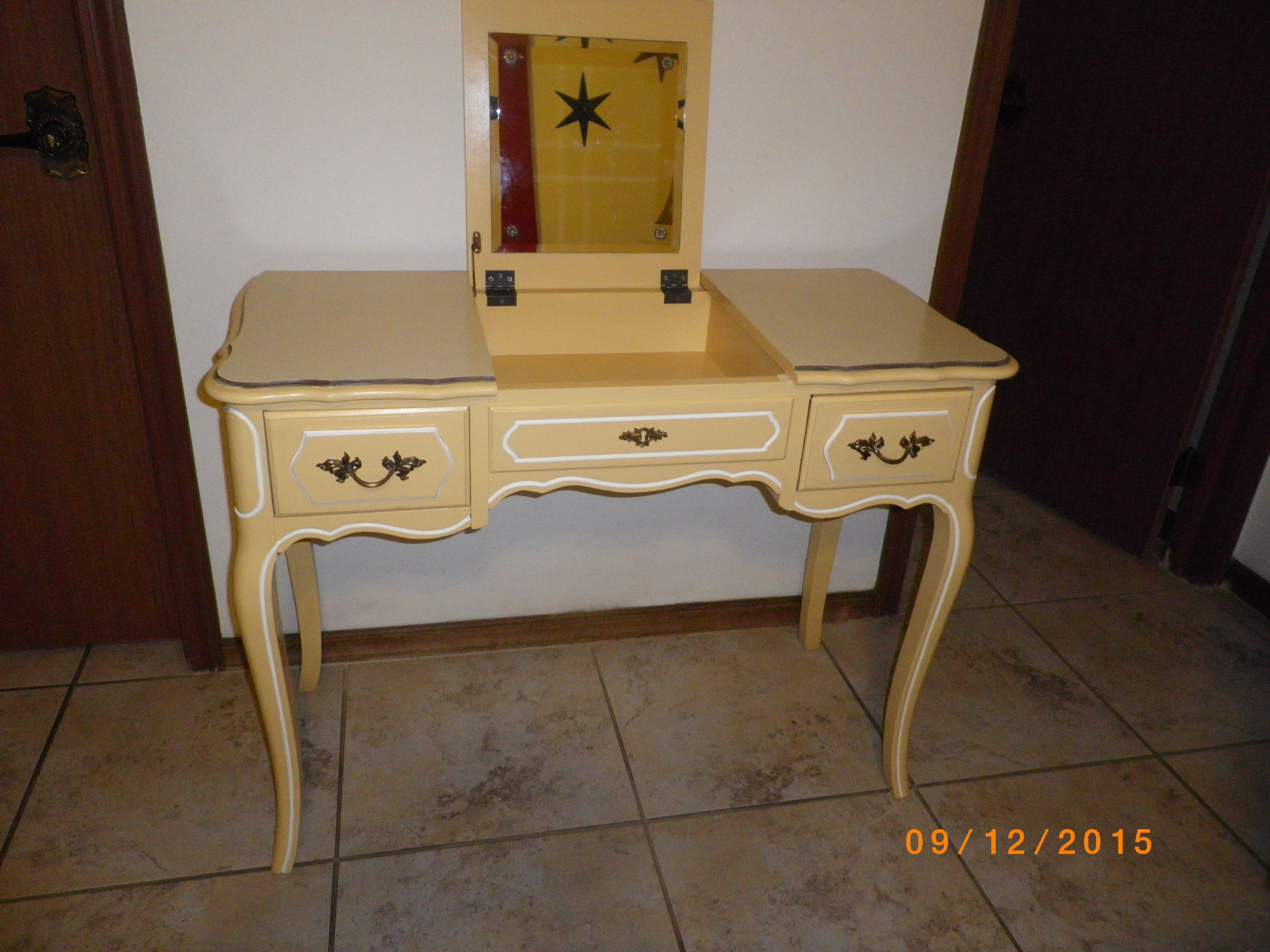 Refinished Henry Link Vanity Projects Pinterest