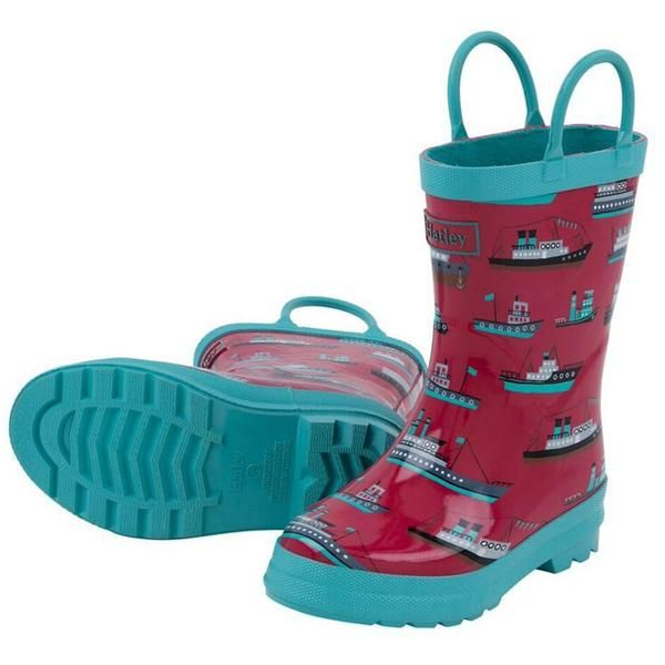 Zapatos verdes Hatley infantiles 7Htbc7dO