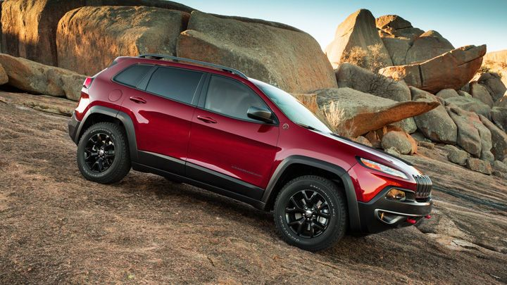 Official 2014 Jeep Cherokee Photo Gallery Jeep Cherokee Jeep Cherokee Trailhawk 2014 Jeep Cherokee Trailhawk