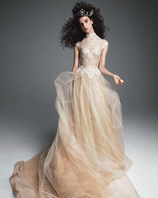 Vera Wang (Vera Wang) – Entdecken Sie die #VeraWang Herbst 2019 Bridal Collection and Camp …