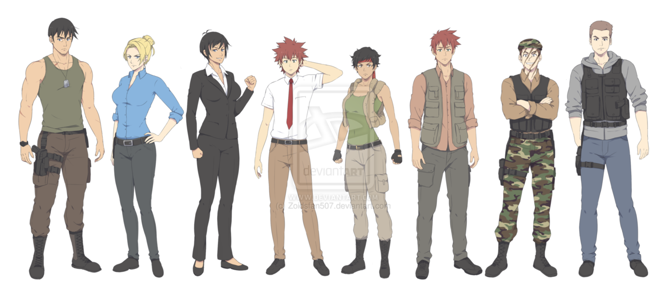 Standing Reference Standing Poses Poses Character Poses
