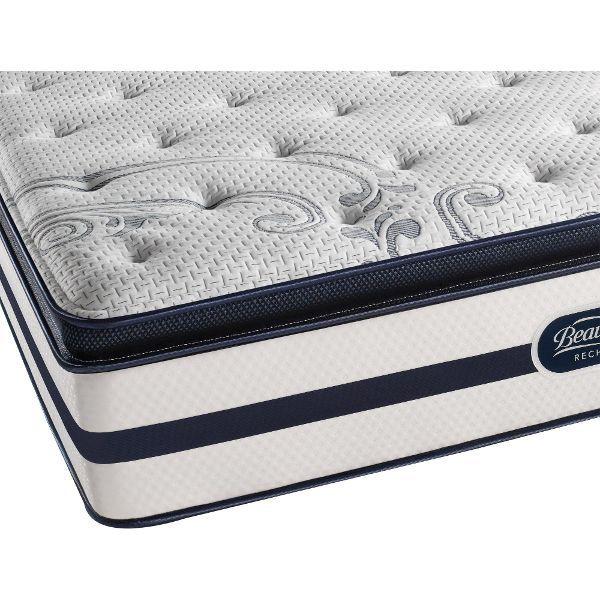 King Size Mattress Beautyrest Helen Plush Pillow Top Plush Pillows King Size Mattress Pillow Top Mattress