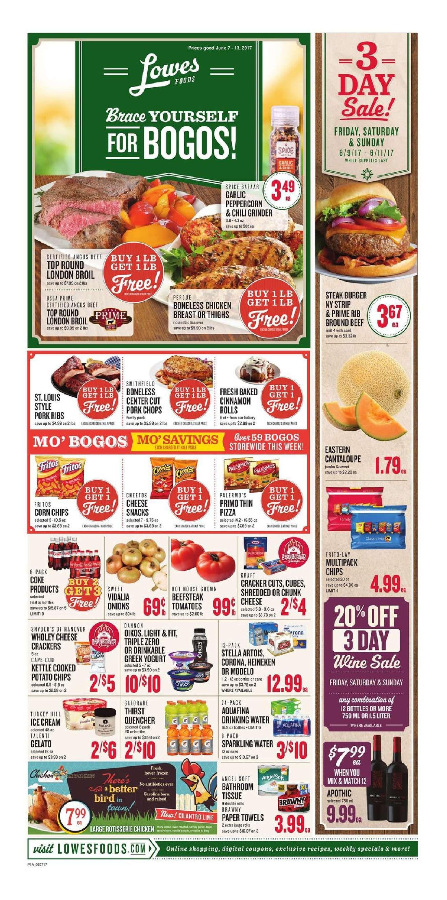 Lowes Weekly Ad June      HttpWwwOlcatalogCom