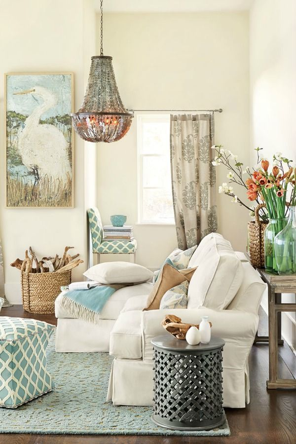 Beachy Decor Ideas diy coastal decor Pinterest Home Decor